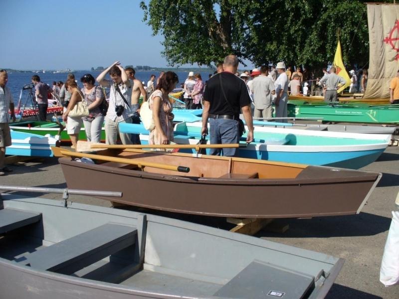 Праздник лодки 2010