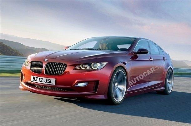 BMW der 3 new