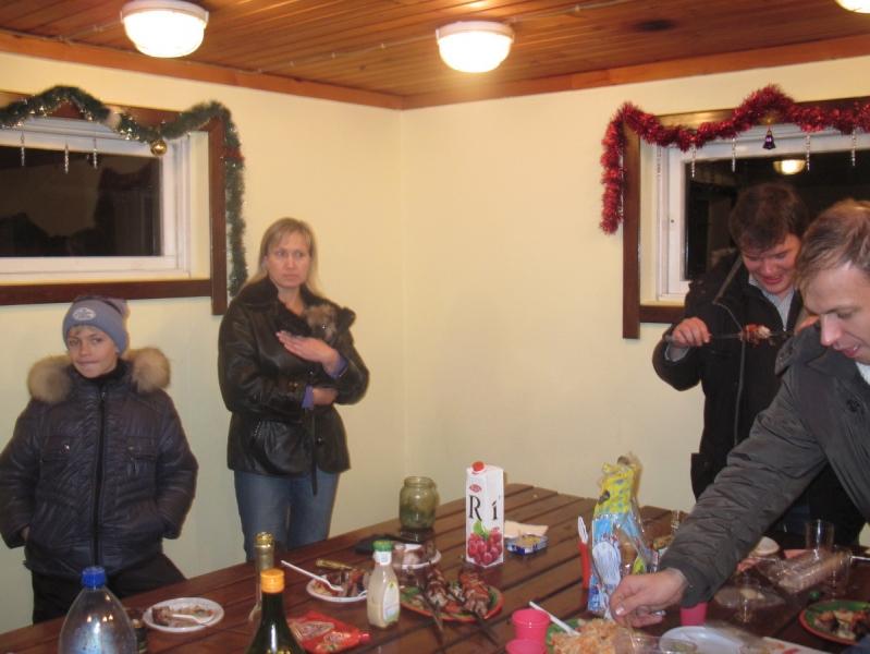 Новогодний ситробух Коркинские озера