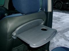 Раскладные столики в передних сиденьях