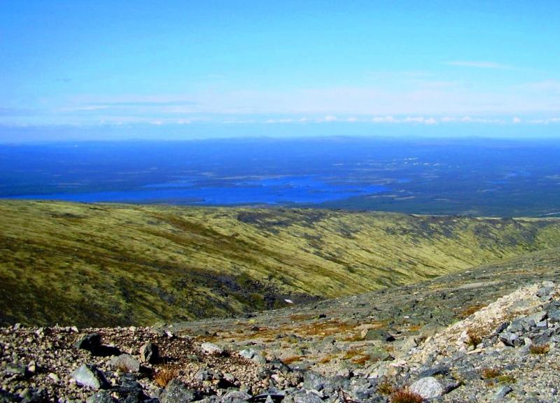 Вид с перевала Геологов1