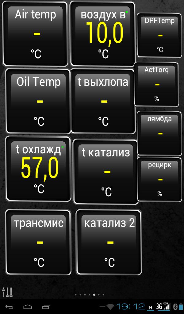 Torque Pro Citroen HDi