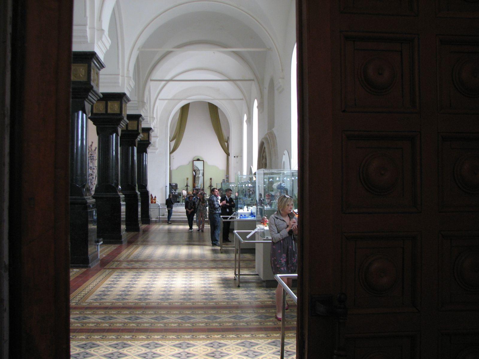 Гусь-Хрустальный, музей хрусталя