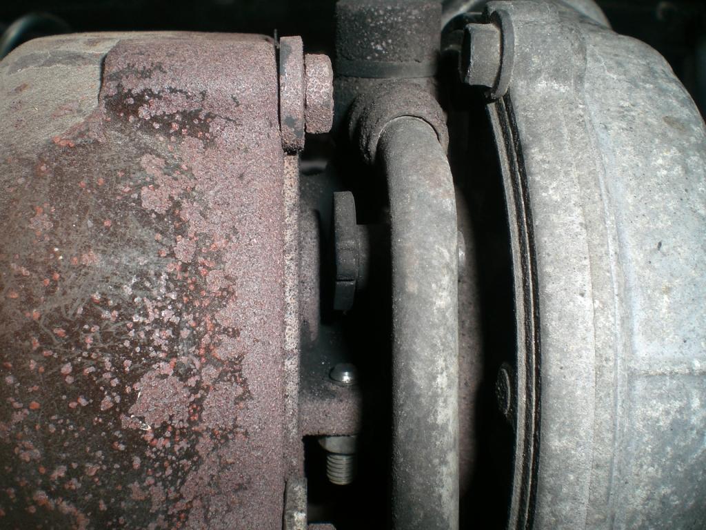 Разборка для замены клапана EGR