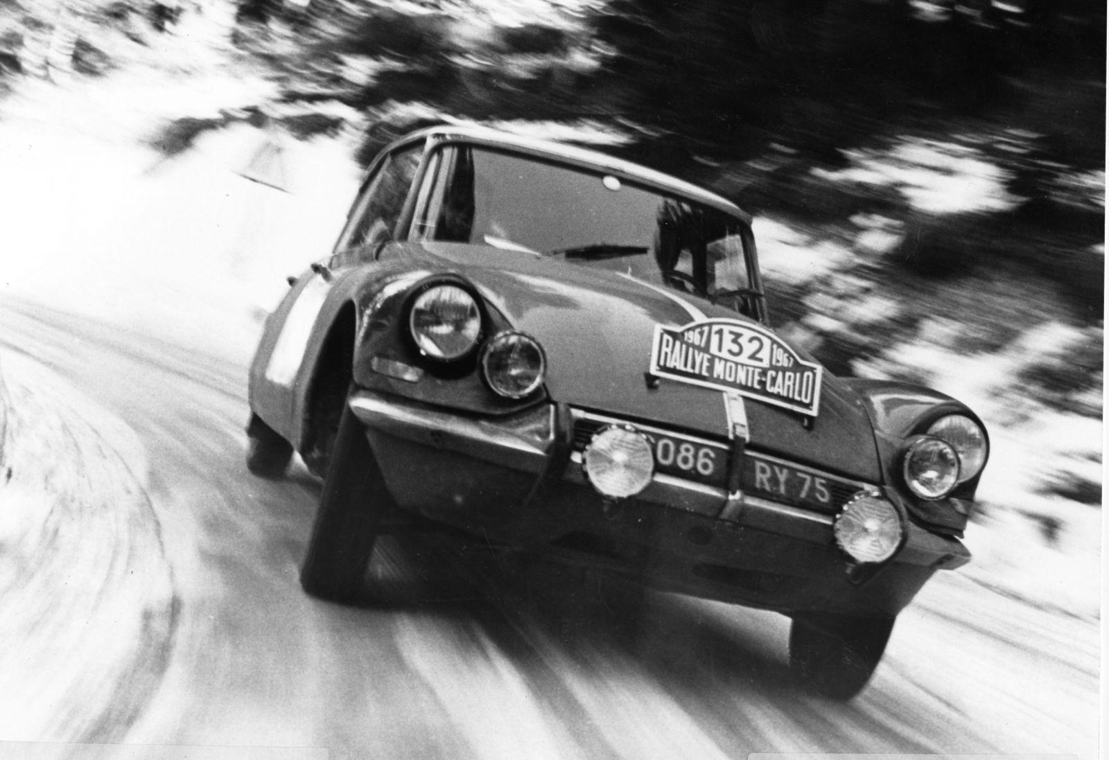 Rallye De Monte Carlo 1967   84.180.3.5