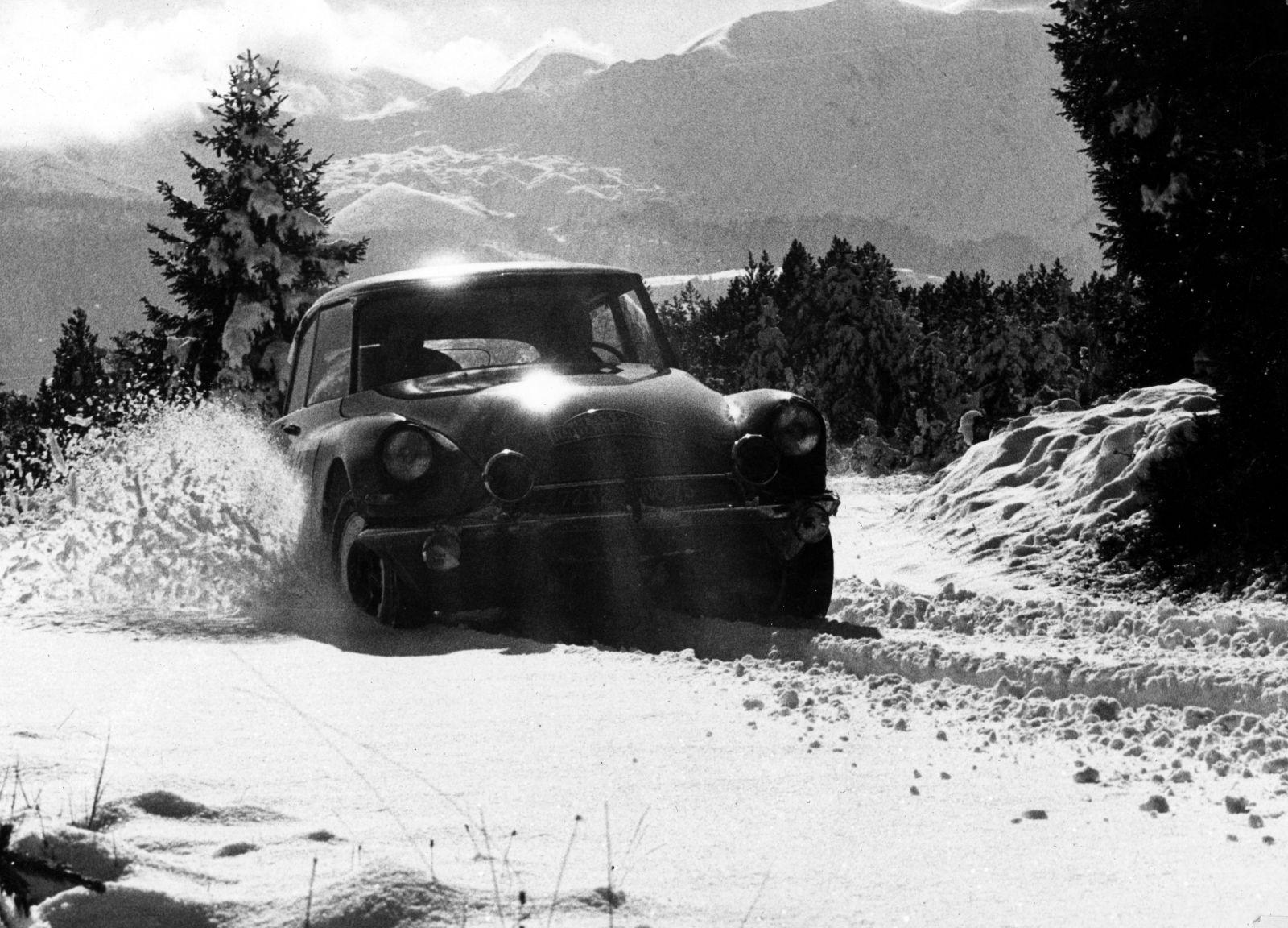 Rallye De Monte Carlo 1963   87.496.3.4
