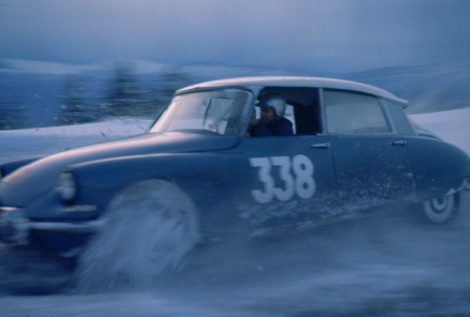 Rallye De Monte Carlo 1963   CL 63 20 3