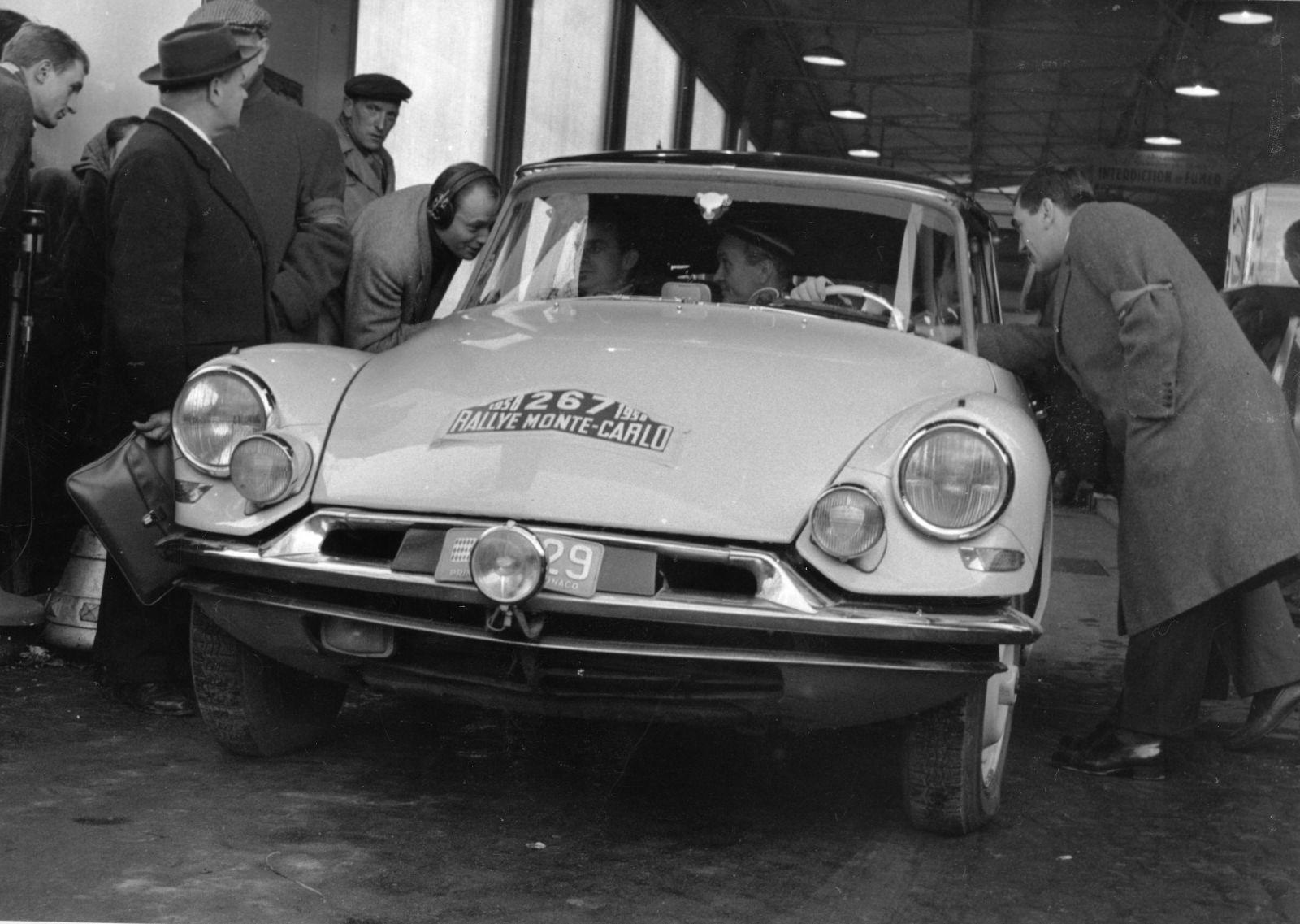 Rallye De Monte Carlo 1958   6.440.5