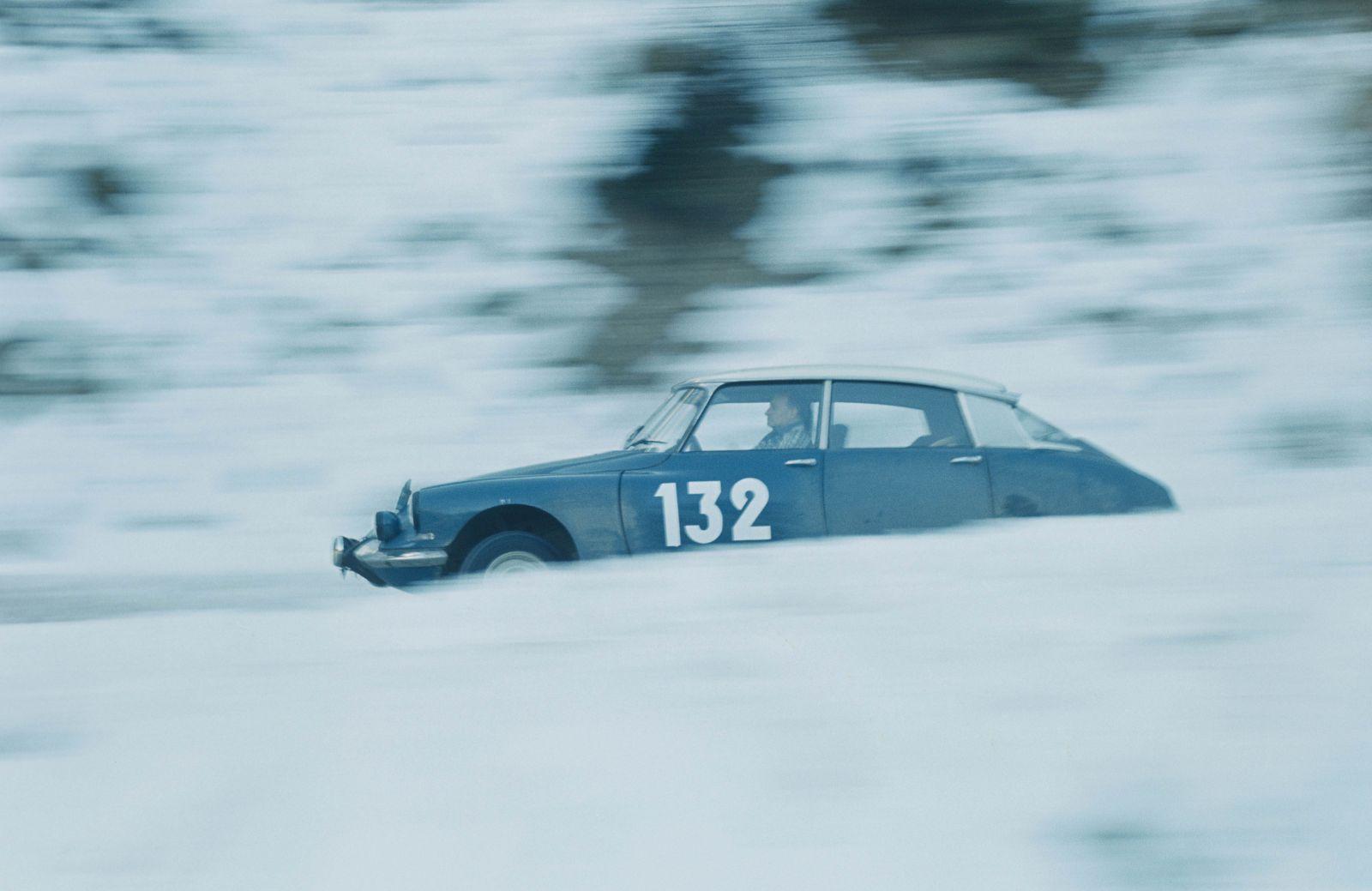 Rallye De Monte Carlo 1967   CL 67 12 7   André Martin