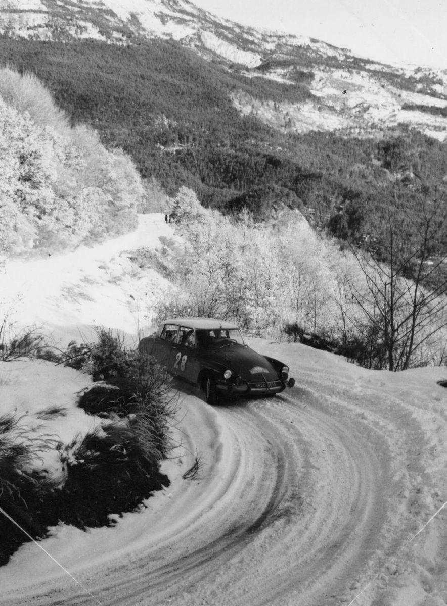 Rallye De Monte Carlo 1966   14.819.2