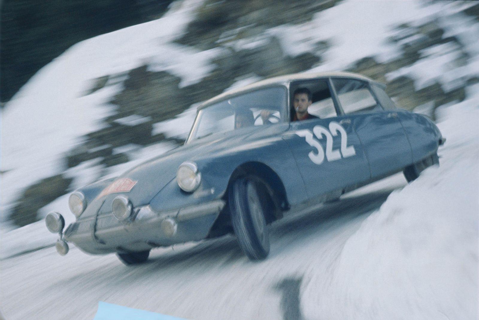 Rallye De Monte Carlo 1964   CL 64 6 2