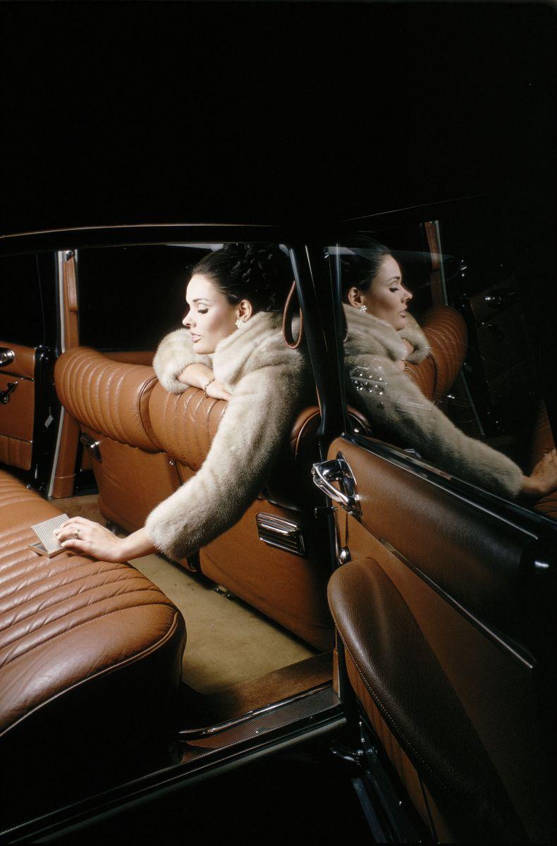 Intérieur DS 21 Pallas 1967   CL 67 9 3