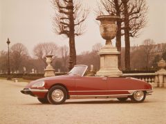 DS 21 Cabriolet 1970   CL 70 15 1   copyright GUYOT