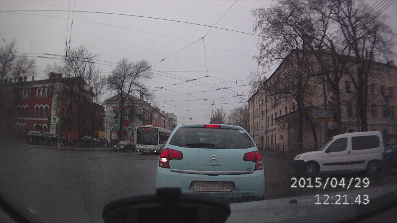 Встречи на дорогах