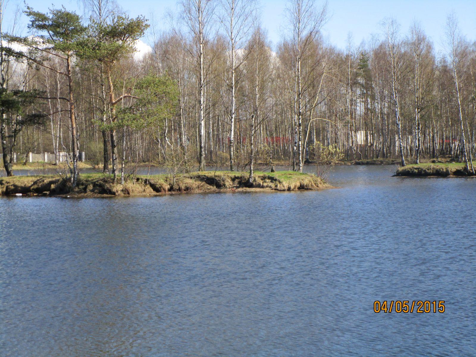 15.05.04 Гетмановский пруд