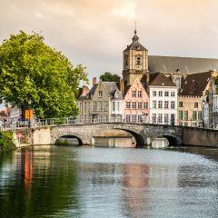 Brugge. Langerei