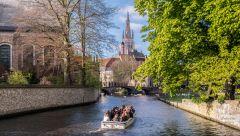 Minnewater Brugge 2017
