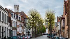 Весна в Брюгге