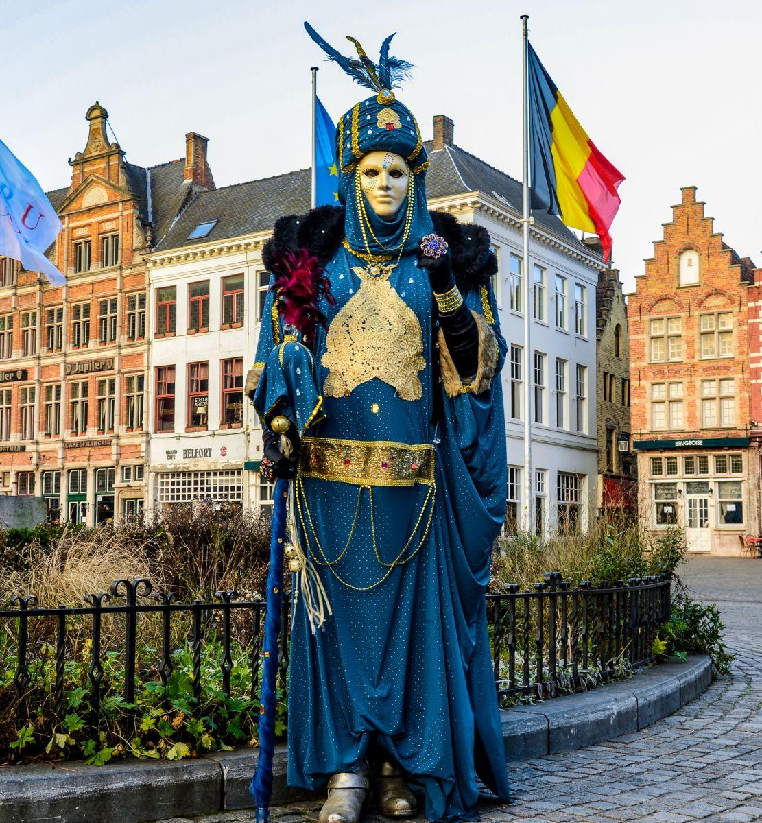 Markt. Brugge