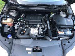 Двигатель, после обслуживания
