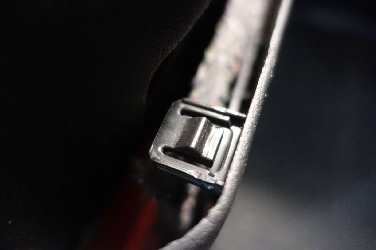 Обратный клапан омывателя заднего стекла