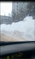 Зима Саратов