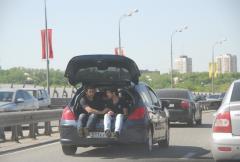 Москва ТТК, 13 мая, пятница, 2011