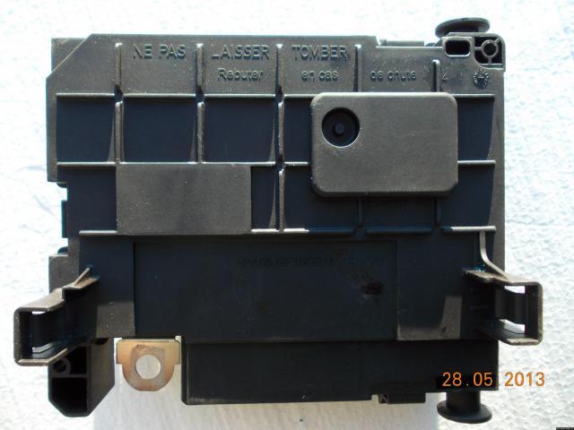 ситроен с4 схема электрооборудования