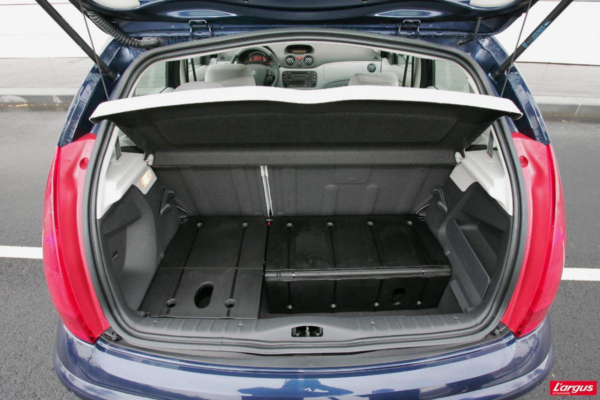 Багажник на ситроен своими руками фото 874
