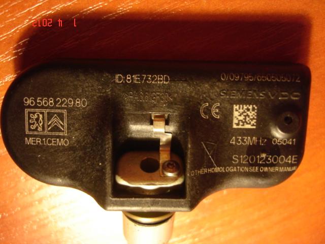 датчик давления в шине 3008 peugeot