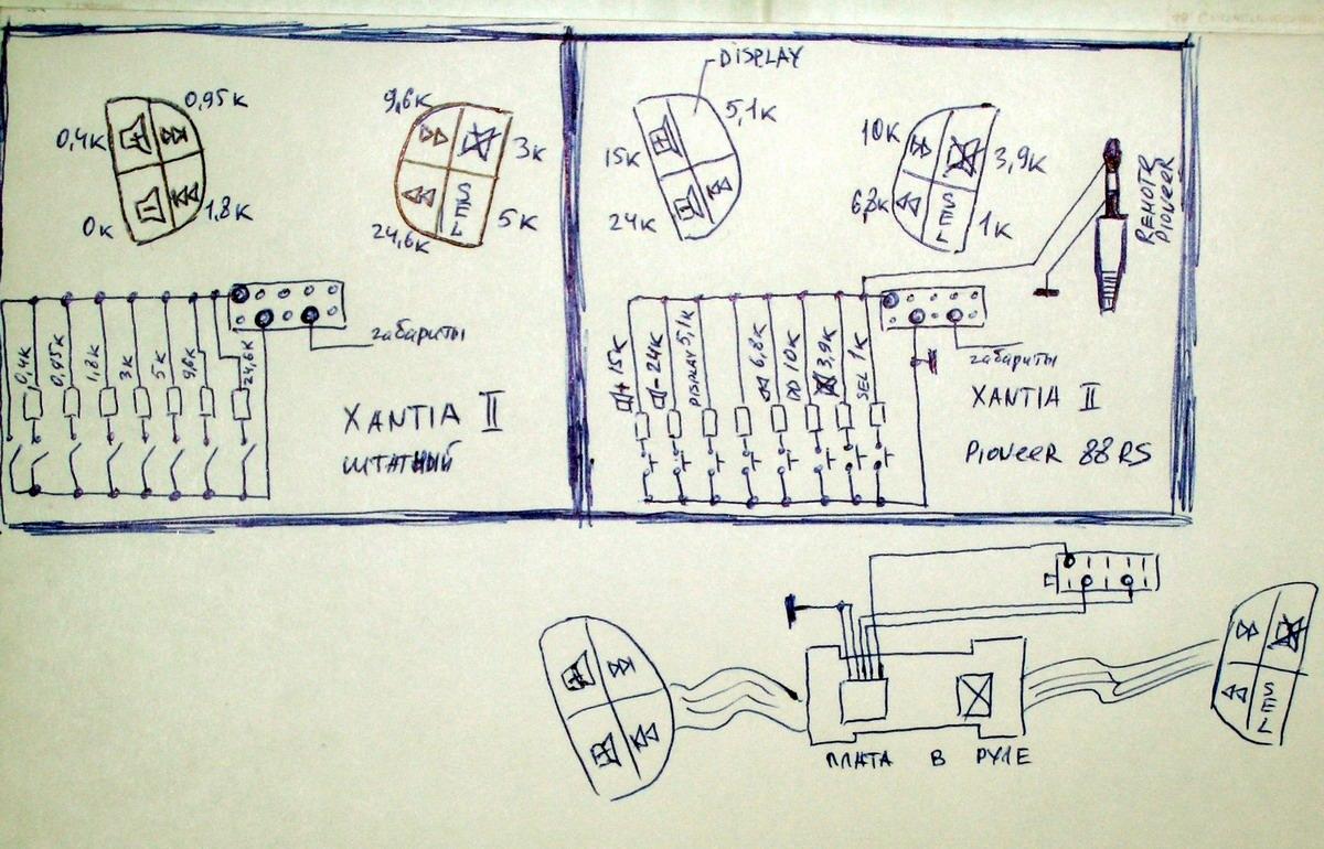 магнитола пионер da 875 инструкция