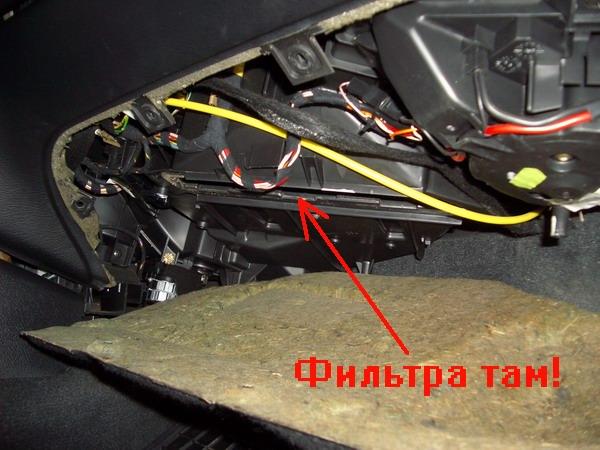 Ситроен джампер где находится топливный фильтр на